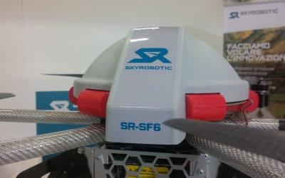 Successfully completed the capital increase of Skyrobotic SpA for an amount of Euro 0.5 million