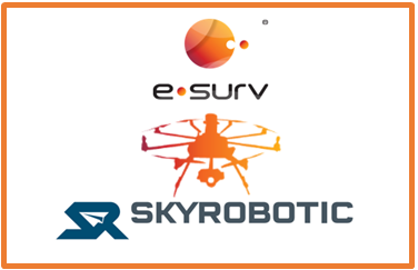 High-value partnership between eSurv and Skyrobotic
