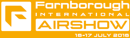 Skyrobotic al Farnborough International Air Show di Londra dall'11 al 17 luglio