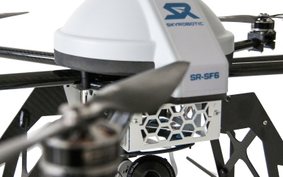 Skyrobotic grows in the industrial production of drones with a capital increases up to 1.6 million euros